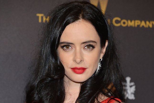 Krysten Ritter has joined the voice cast of Audible's The Coldest Case: A Black Book. File Photo by Christine Chew/UPI