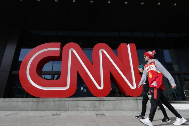 CNN+ will offer 8-12 hours of live, daily programming consisting of topical deep dives and lifestyle content from some of CNN's most prominent talent, the network said. File Photo by John Angelillo/UPI
