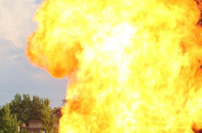 CSX working on environmental response to Wednesday's oil train derailment. UPI/Bill Greenblatt