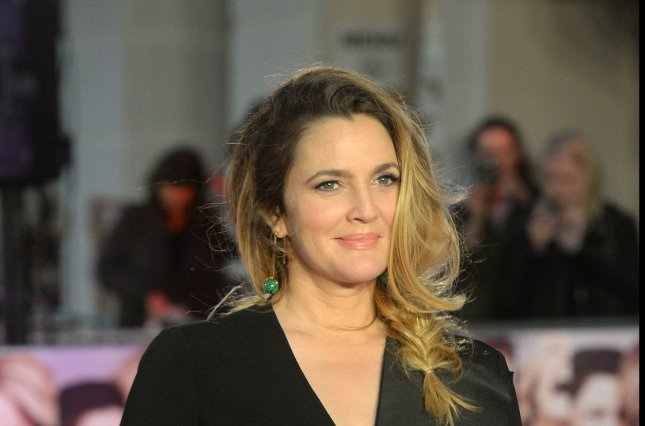 Drew Barrymore attends the European premiere of Missing You Already at Vue West End in London on September 17, 2015. Barrymore's divorce from husband Will Kopelman was finalized on Wednesday. File Photo by Paul Treadway/UPI
