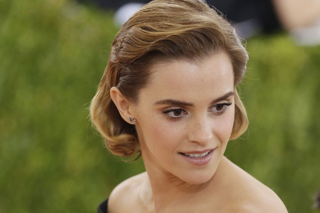 Emma Watson attends the Costume Institute Benefit at the Metropolitan Museum of Art on May 2, 2016. File Photo by John Angelillo/UPI