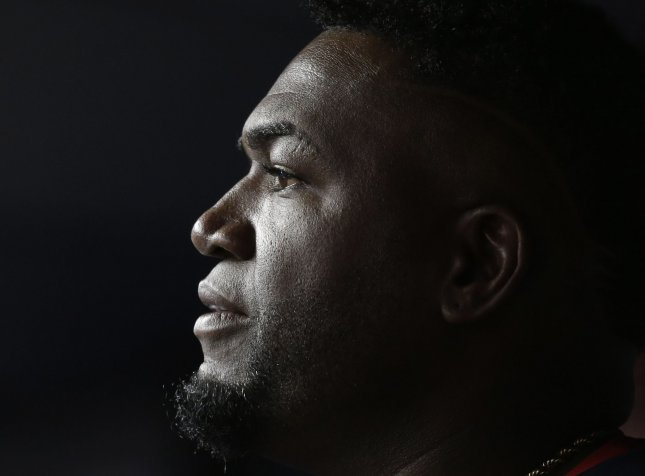 Boston Red Sox David Ortiz underwent a third surgery this week after being shot in the Dominican Republic last week, his wife said Thursday. File Photo by John Angelillo/UPI