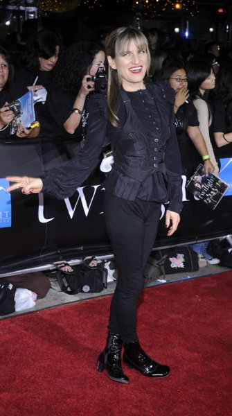The director of Twilight , Catherine Hardwicke, attends the film's premiere in Los Angeles on November 17, 2008. (UPI Photo/ Phil McCarten)