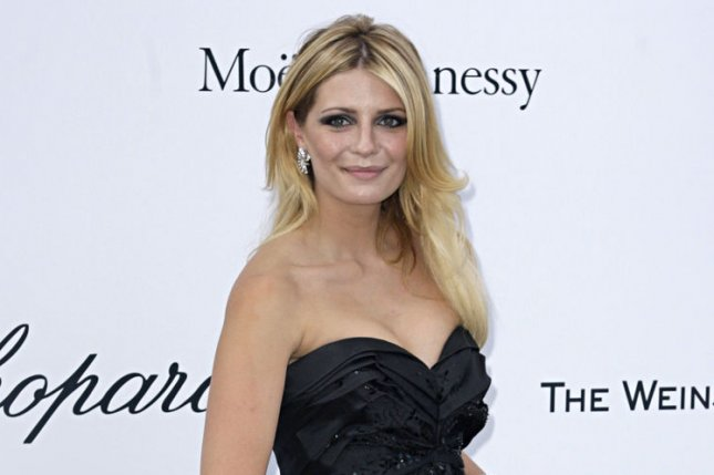 Mischa Barton was cut from Dancing with the Stars Monday night. She is seen here at the amfAR Cinema Against AIDS gala during the Cannes International Film Festival on May 19, 2011. File Photo by David Silpa/UPI