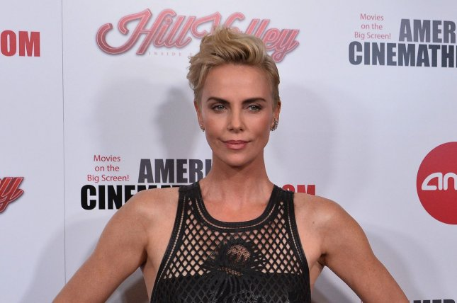 Charlize Theron produced Bombshell and plays Megyn Kelly in the film. Photo by Jim Ruymen/UPI