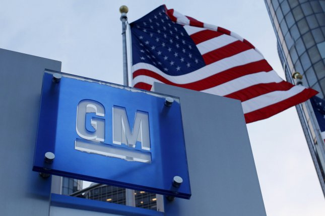 Meanwhile, GM said it plans to restart a Missouri plant that was idled last week because of the chip shortage. File Photo by Brian Kersey/UPI