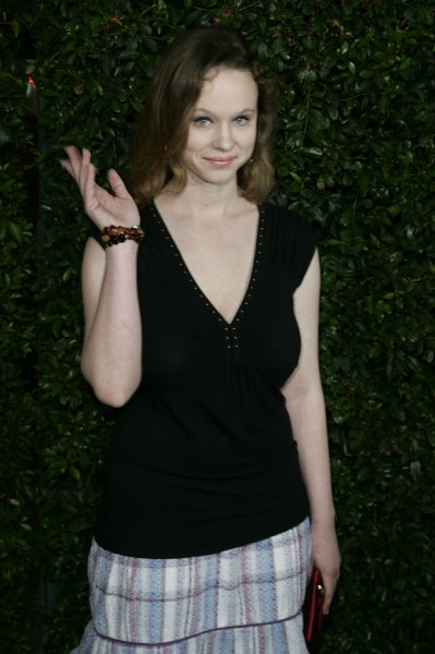 Actress Thora Birch attends the premiere of the new Michael Moore documentary Capitalism: A Love Story, at the Academy of Motion Picture Arts & Sciences in Beverly Hills, Calif. on September 15, 2009. File Photo by Jonathan Alcorn/UPI