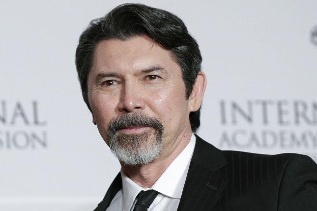 Lou Diamond Phillips recently reunited with his Young Guns co-star Dermot Mulroney on the set of the drama Prodigal Son.   File Photo by John Angelillo/UPI