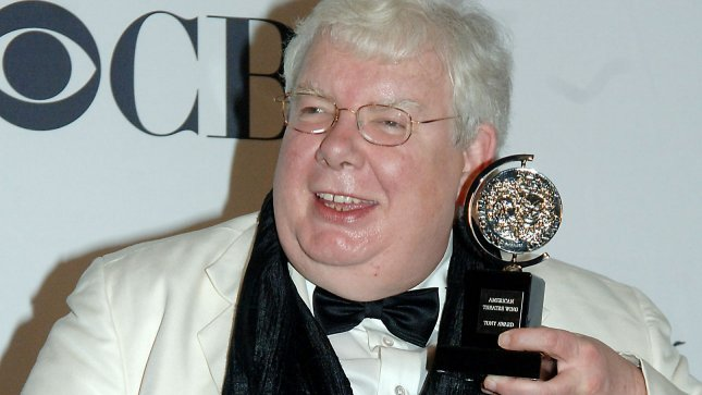 Richard Griffiths at the Tony Awards ceremony at Radio City Music Hall in New York on June 11, 2006. (UPI Photo/Ezio Petersen)