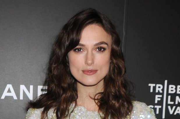 Keira Knightley arrives on the red carpet at the 'Begin Again' Closing Night Premiere at the 2014 Tribeca Film Festival at BMCC Tribeca PAC in New York City on April 26, 2014. UPI/Dennis Van Tine