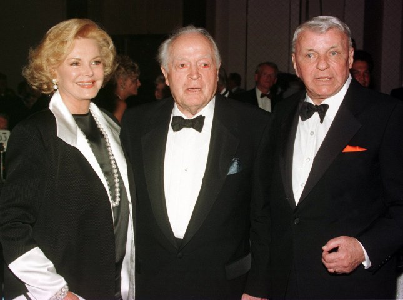Barbara Sinatra, wife of Frank Sinatra, dies at 90