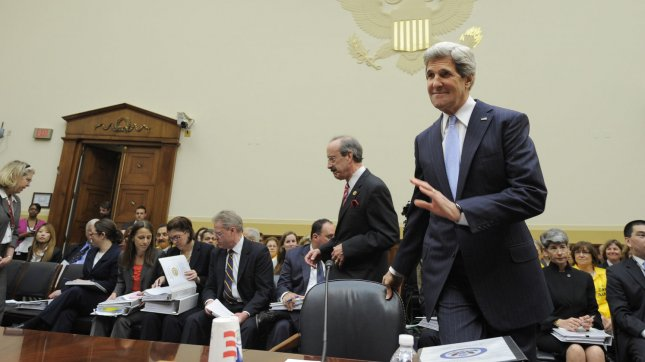 Boston, Benghazi, Pakistan dominate discussion with Kerry