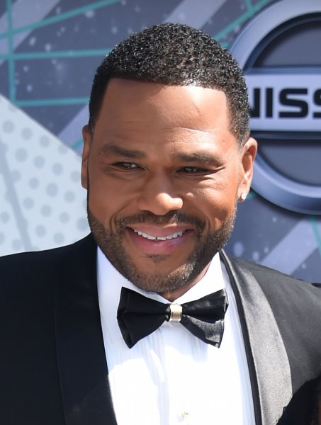 Actor Anthony Anderson attends the 16th annual BET Awards on June 26, 2016. Photo by Phil McCarten/UPI