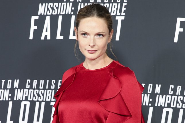 Rebecca Ferguson is set to star in the upcoming Men in Black spinoff after appearing in Mission: Impossible - Fallout. Photo by Oliver Contreras/UPI