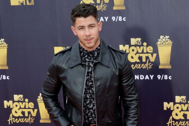 Nick Jonas is set to reprise his role as Jefferson 'Seaplane' McDonough in the planned sequel for Jumanji: Welcome to the Jungle. File Photo by Jim Ruymen/UPI
