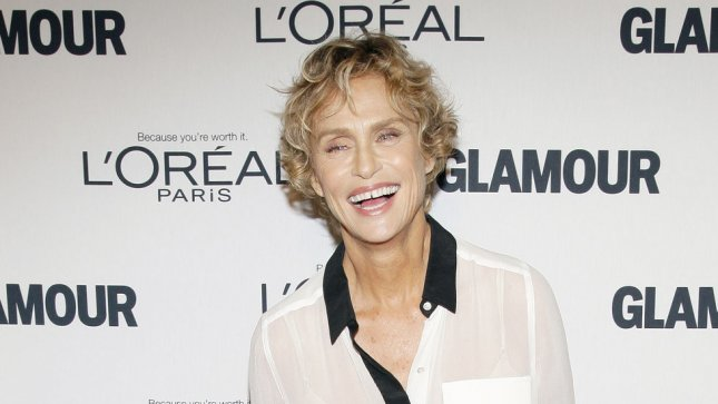 Lauren Hutton arrives on the red carpet for the 22nd annual Glamour Women of the Year Awards at Carnegie Hall in New York City on November 12, 2012. UPI/John Angelillo