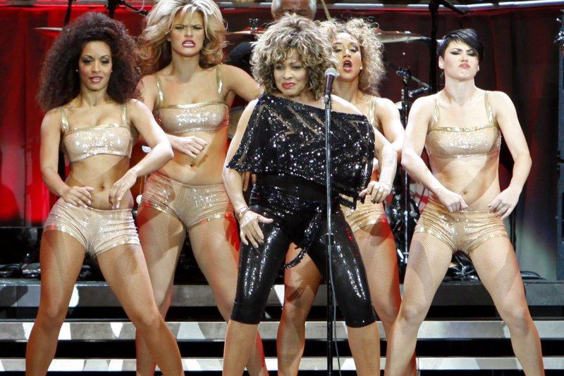 Tina Turner (C) said a final goodbye to Craig Raymond Turner last week. File Photo by David Silpa/UPI