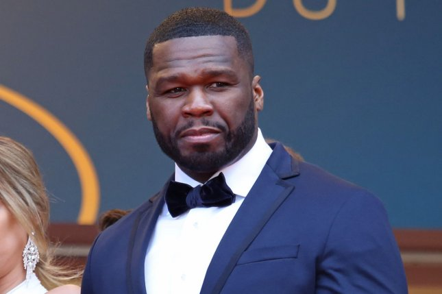 50 Cent, real name Curtis Jackson, appeared in the latest edition of Jimmy Kimmel Live's Mean Tweets alongside Lil Wayne. File Photo by David Silpa/UPI