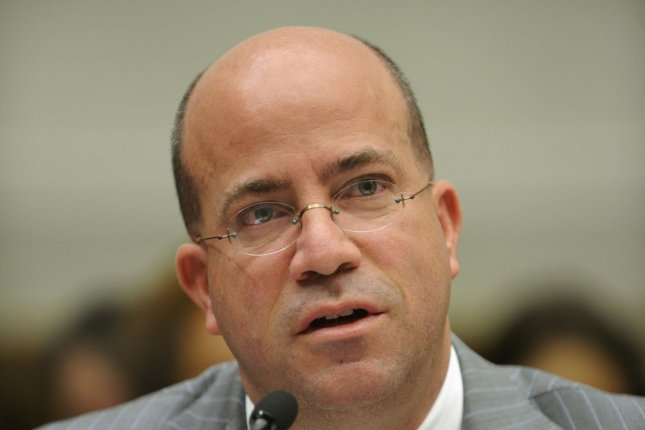 NBC Universal President and CEO Jeff Zucker will oversee WarnerMedia News and Sports, the company said Monday. Photo by Mike Theiler/UPI