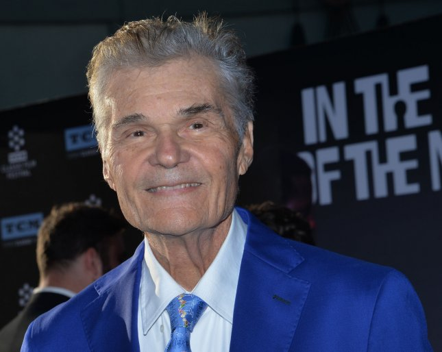 Fred Willard has died at age 86. File Photo by Jim Ruymen/UPI