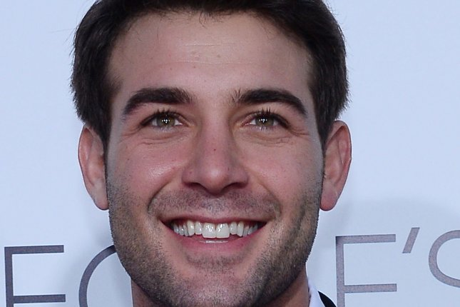 Actor James Wolk attends The 40th Annual People's Choice Awards at Nokia Theatre in Los Angeles on January 8, 2014. UPI/Jim Ruymen