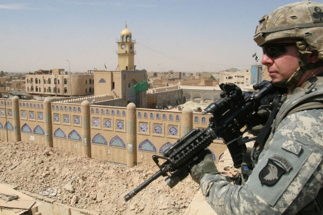 U S Army Deploying 1 800 Troops To Iraq Afghanistan