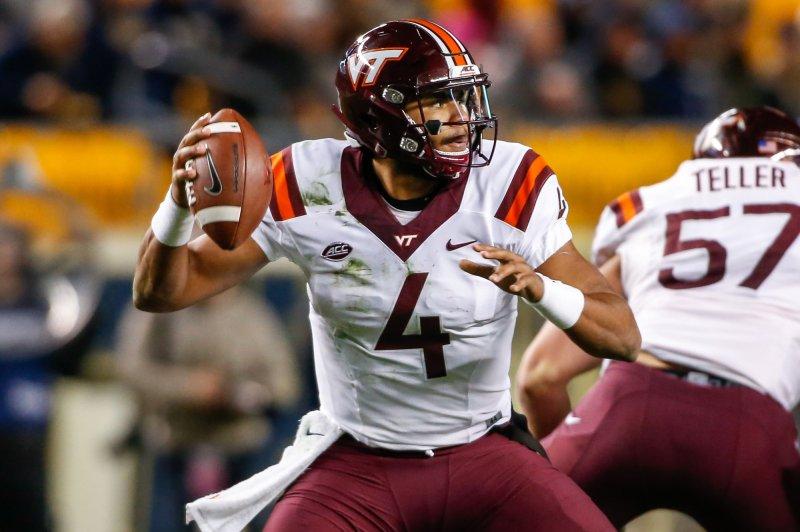 Near Miss Against Clemson Sends Virginia Tech Hokies To Belk Bowl