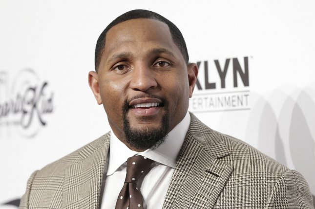 Pro football player Ray Lewis dropped out of Dancing with the Stars Monday, due to an injury. File Photo by John Angelillo/UPI