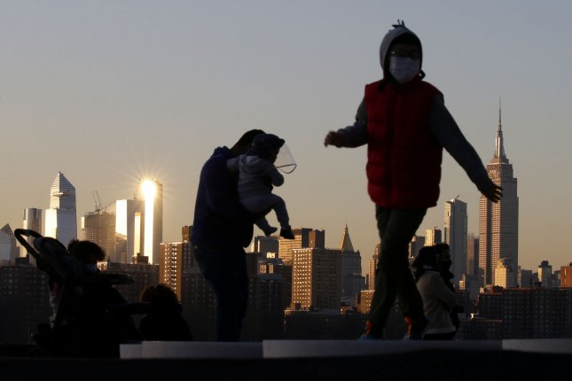 The stress and mental health burden of the COVID-19 pandemic among people in the United States continues to vex people across the country, according to a new poll. File Photo by John Angelillo/UPI