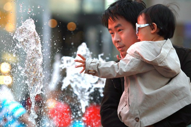 China will end its nearly 40-year national one-child policy by allowing couples to have two children without facing punishment. The one-child policy has prevented an estimated 400 million births since implemented. File Photo by Stephen Shaver/UPI