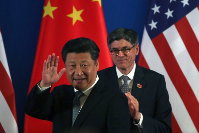 China welcomes trumps lunar new year message to xi jinping upi chinese president xi jinping received a holiday greeting from us president donald trump a move that was welcomed in beijing photo by stephen shaverupi m4hsunfo