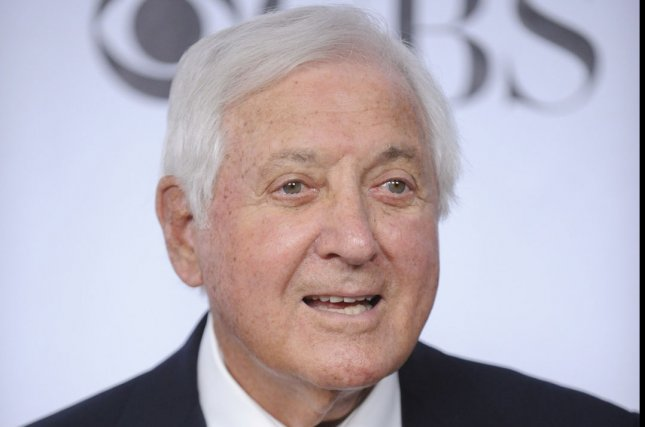 Monty Hall, cofounder and host of the longtime television game show Let's Make a Deal is seen at an industry event in 2009. Hall Died Saturday of heart failure at 96. File photo by Phil McCarten/UPI