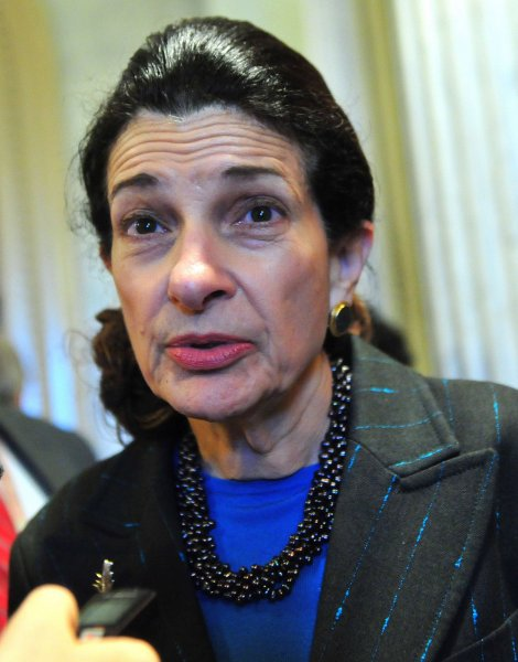 Maine Republicans apparently would like to rain on Sen. Olympia Snowe's parade and replace her with someone with a more conservative bent, a recent Public Policy Polling survey indicated. UPI/Kevin Dietsch