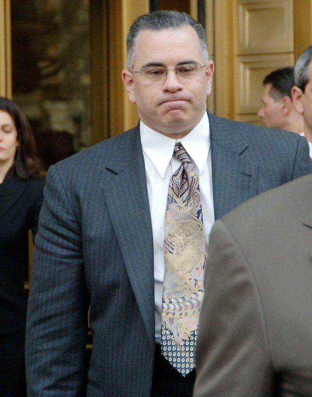 File photo of John Gotti Jr. dated March 10, 2006 (UPI Photo/Ezio Petersen)