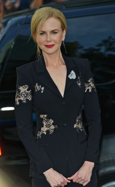 Nicole Kidman arrives for the premiere of 'The Railway Man' at Roy Thomson Hall during the Toronto International Film Festival in Toronto, Canada on September 6, 2013. UPI/Christine Chew
