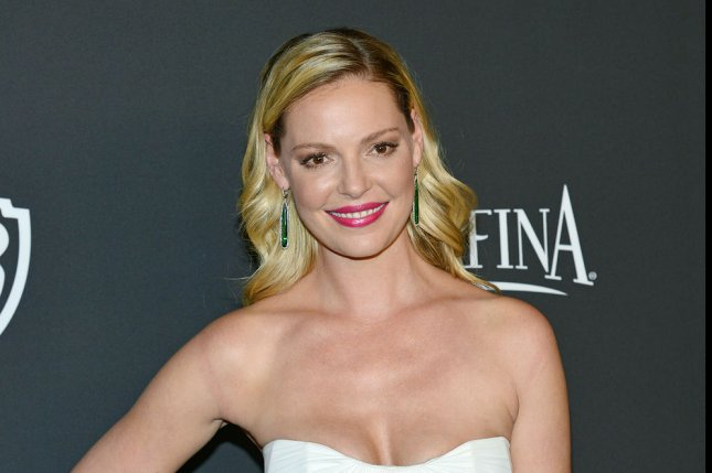Katherine Heigl is starring in the new dramatic thriller Unforgettable, now shooting in the Los Angeles area. Photo by Christine Chew/UPI