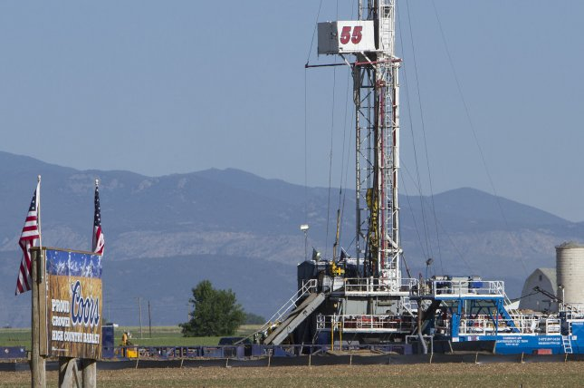 Colorado Supreme Court rules state laws trump local measures related to oil and gas activity in the state, a ruling praised by the state's governor. File Photo by Gary C. Caskey/UPI
