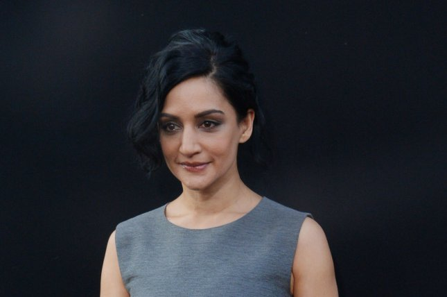 Archie Panjabi attends the premiere of the motion picture thriller San Andreas on May 26, 2015. The actress recently discussed her exit from The Good Wife and her role on NBC's Blindspot. File Photo by Jim Ruymen/UPI