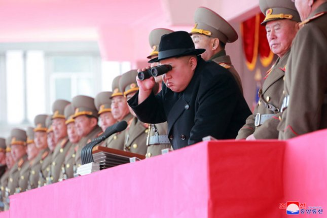 North Korea's military advances pushed Seoul and Tokyo to share military secrets in 2016. Pyongyang is calling for the cancellation of the deal. Photo by KCNA/UPI