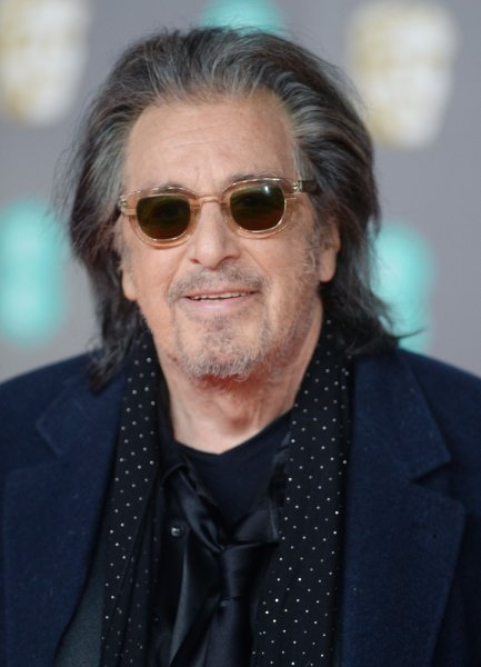 Al Pacino stars in Hunters. File Photo by Rune Hellestad/UPI