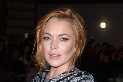 Lindsay Lohan at the GQ Men of the Year Awards on September 3, 2014. The actress is dating Russian business heir Egor Tarabasov, who lives in London. File Photo by Rune Hellestad/UPI