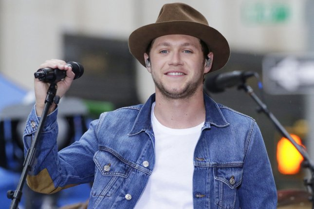 Niall Horan Goes Solo for 'Today Show' Concert