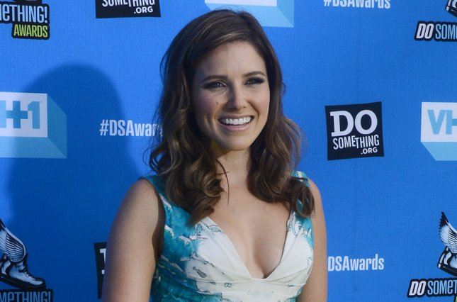 Actress and show co-host Sophia Bush attends the Do Something Awards at the Avalon in the Hollywood section of Los Angeles on July 31, 2013. UPI/Jim Ruymen