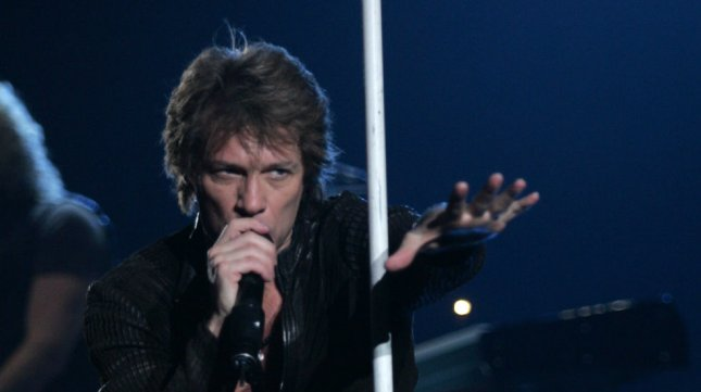 Bon Jovi File/UPI /Laura Cavanaugh