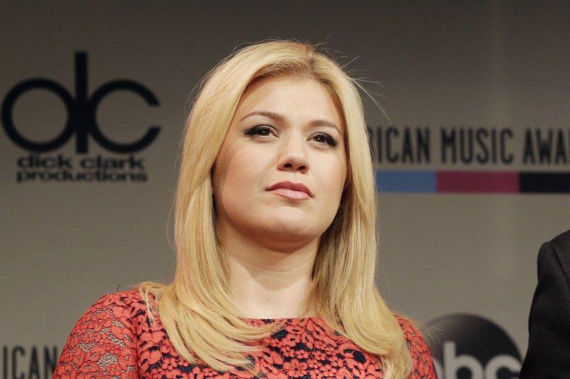 Kelly Clarkson. UPI/John Angelillo