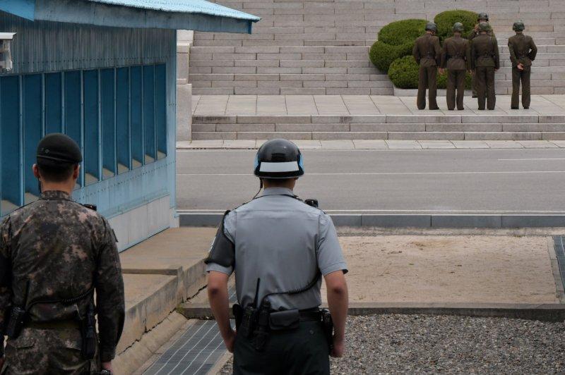 South Korea repatriated a North Korean national rescued at sea, according to Seoul's unification ministry. Photo by Keizo Mori/UPI