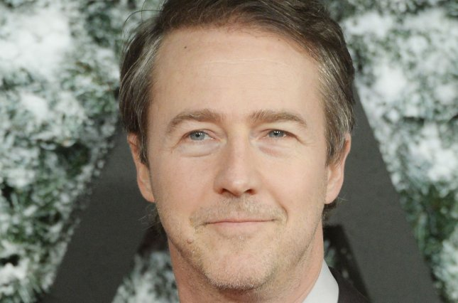 American actor Edward Norton is directing and starring in the 1950s-set film Motherless Brooklyn. File Photo by Rune Hellestad/ UPI