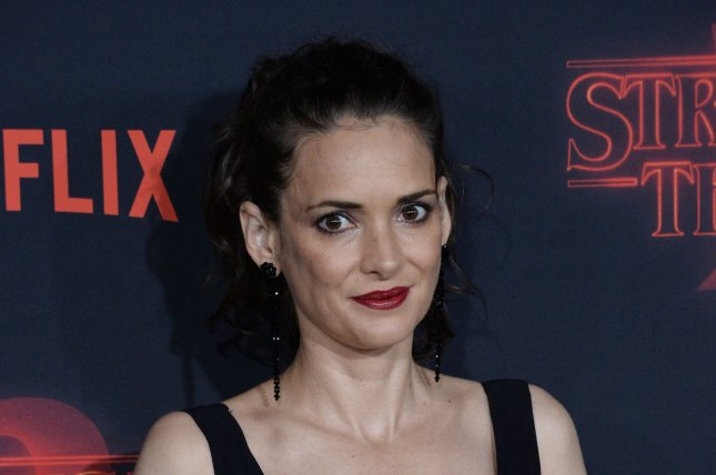 Actress Winona Ryder is set to star in the HBO limited series, The Plot Against America. File Photo by Jim Ruymen/UPI