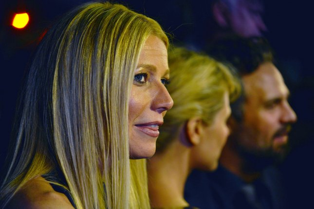 Gwyneth Paltrow attends the premiere of 'Thanks For Sharing' at the Ryerson Theatre during the Toronto International Film Festival in Toronto, Canada on September 8, 2012. UPI/Christine Chew.