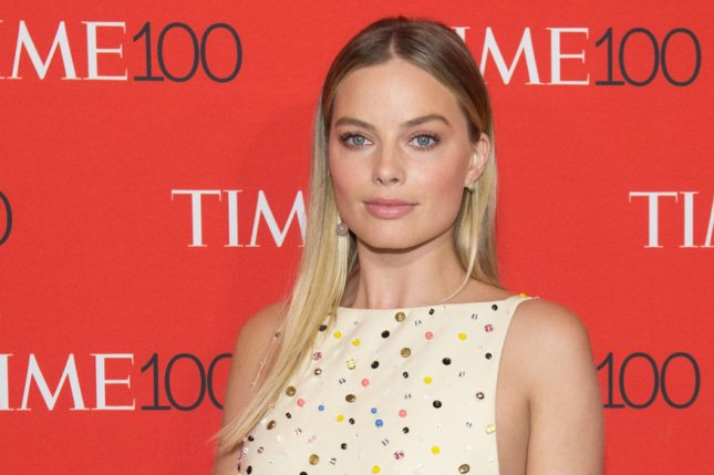 Margot Robbie attends the TIME 100 gala on April 26. File Photo by Bryan R. Smith/UPI